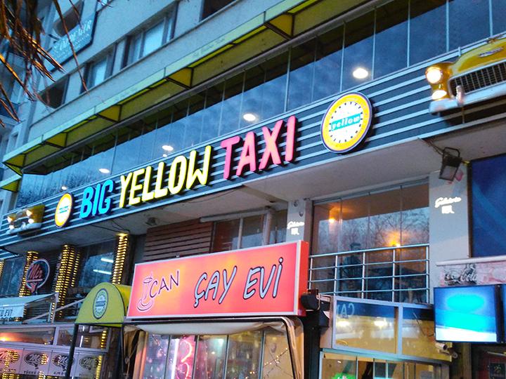 Yellow Taksi